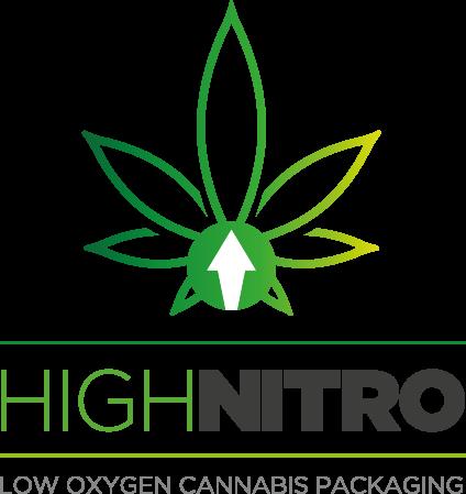 High Nitro - Low Oxygen Cannabis Pacakging